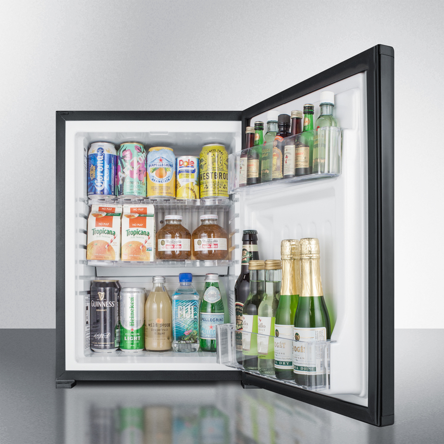 Mini fridge cabinet