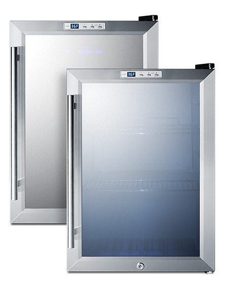 Wine beverage summit appliance tinted door option on scr312l commercial beverage center planetlyrics Image collections