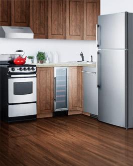 Small Kitchen Designs | Summit Appliance on 7 x 12 kitchen design, 7 x 10 kitchen design, 7 x 9 kitchen design, 6 x 10 kitchen design,