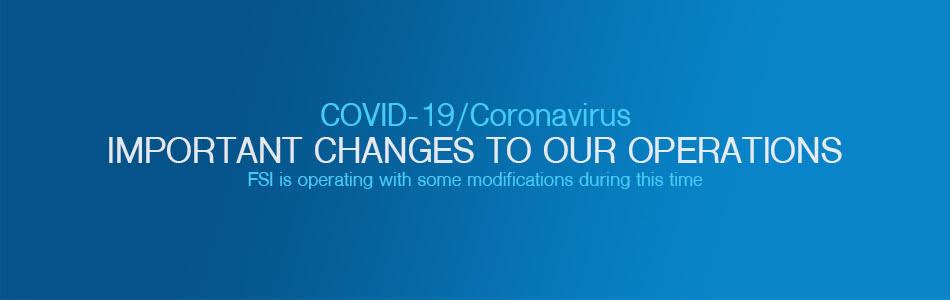 Accucold COVID 19 Status Updates