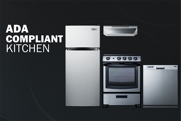 ADA Compliant Kitchen Solutions