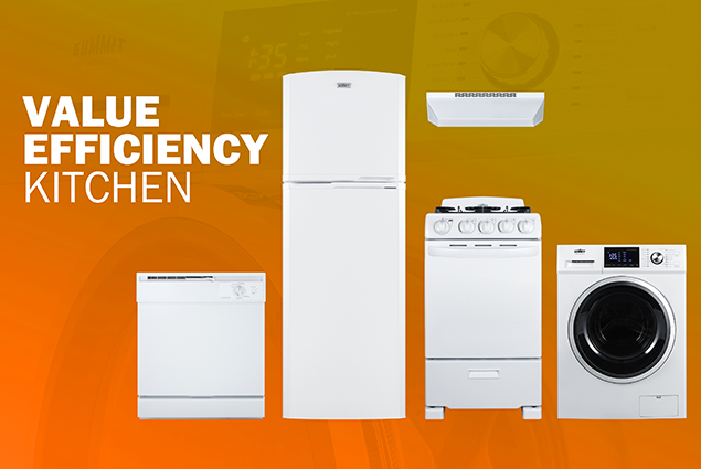 Value Efficiency Kitchen Package