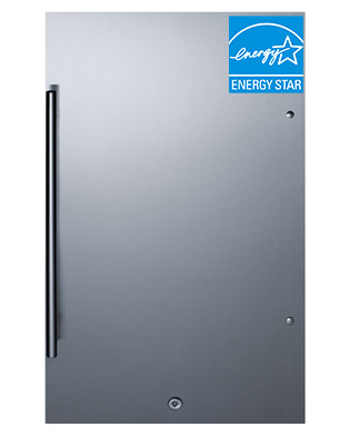 Shallow Depth Built-In All-Refrigerator FF195