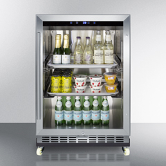 Mini Reach in refrigeration