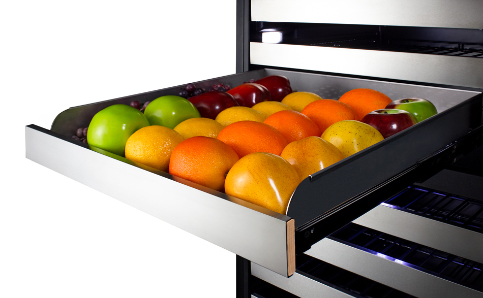Shelf of Fruit