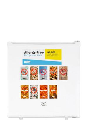 Allergy-Free Storage Refrigeration
