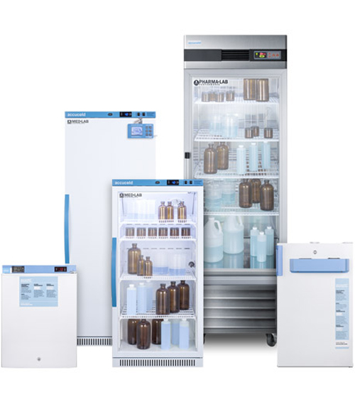 Medical Lab Refrigerator Options