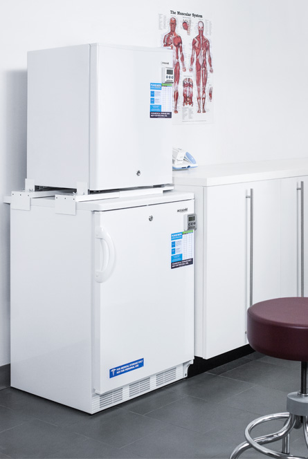 Stackable Refrigeration For Ultimate Flexibility