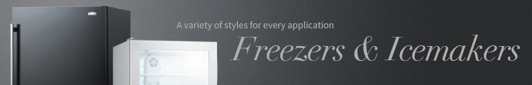 Freezers & Icemakers