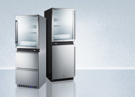 Combination Warming & Cooling Cabinets