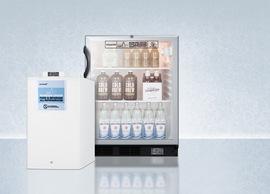 Commercial Nutrition Center Refrigeration