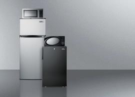 Refrigerator-Microwave Combos