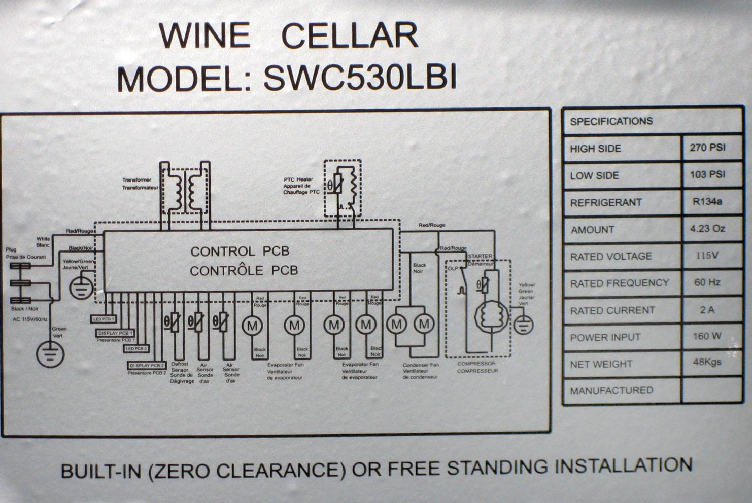 1948 Ge Refrigerator Schematic Real Wiring Diagram Sxs Summit Electrical General Electric Schematics