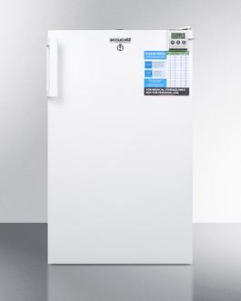 FF511LBIVACADA Refrigerator Front