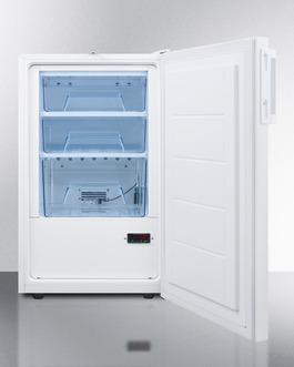 FF511LBIVACADA Refrigerator Open