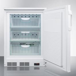 FF7LBIVAC Refrigerator Open