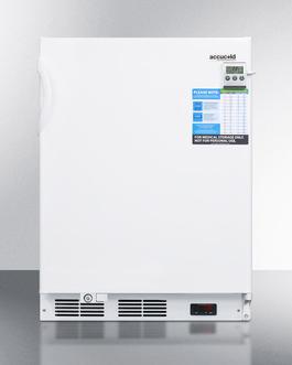 FF7LBIVACADA Refrigerator Front