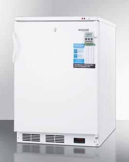 VT65MLBIVAC Freezer Angle