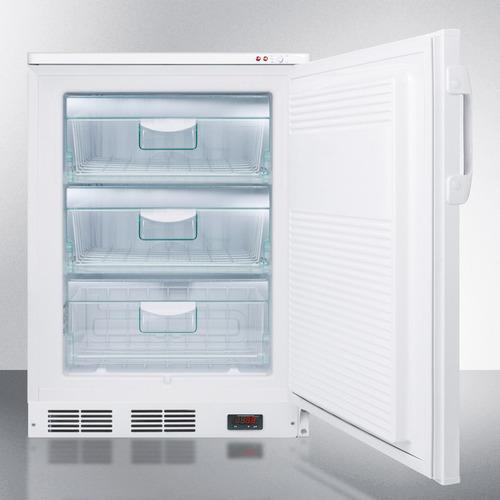 VT65MLBIVAC Freezer Open