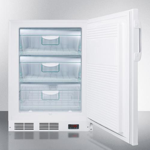 VT65MLBIVACADA Freezer Open