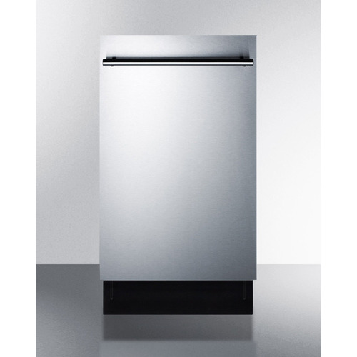 DW18SS Dishwasher Front