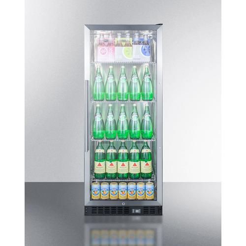 SCR1156CSS Refrigerator Full