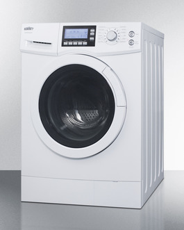 SPWD2200 Washer Dryer Angle