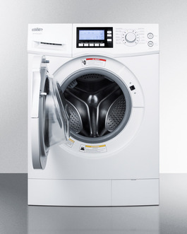 SPWD2200 Washer Dryer Open