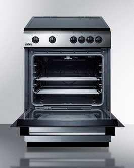 CLRE24 Electric Range Open