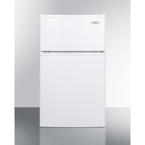 CP351W Refrigerator Freezer Front