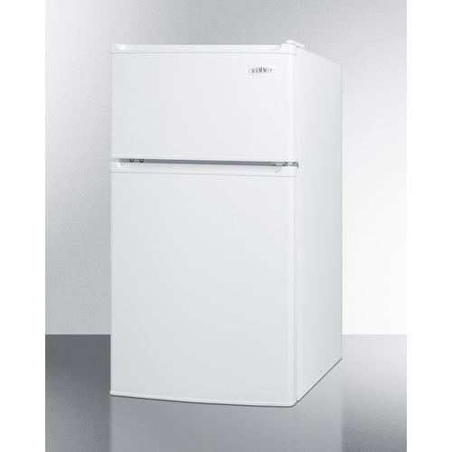 CP351W Refrigerator Freezer Angle