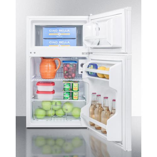 CP351WLLF2ADA Refrigerator Freezer Full
