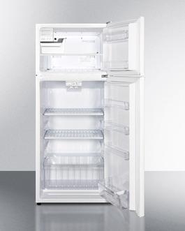 FF1118WIM Refrigerator Freezer Open