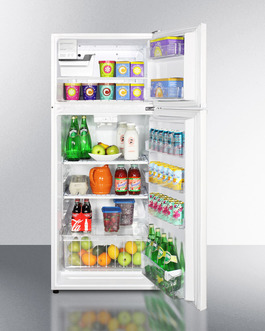 FF1118WIM Refrigerator Freezer Full