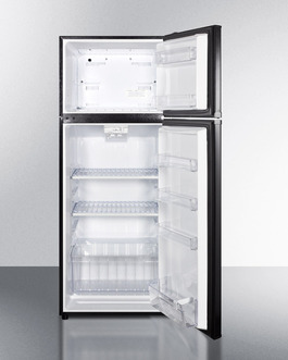 FF1119B Refrigerator Freezer Open
