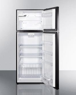 FF1119BIM Refrigerator Freezer Open