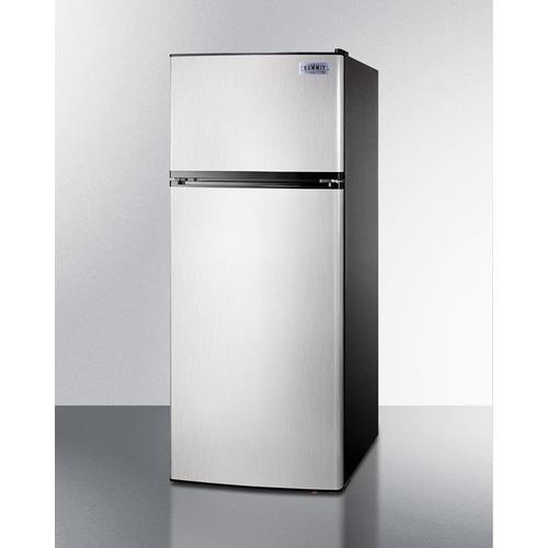 FF1159SS Refrigerator Freezer Angle