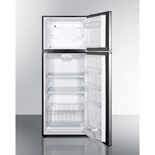 FF1159SS Refrigerator Freezer Open