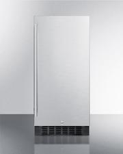 FF1532BSS Refrigerator Front