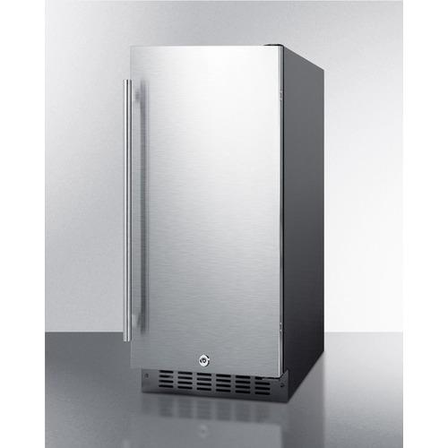 FF1532BSS Refrigerator Angle