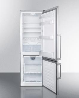 FFBF245SSX Refrigerator Freezer Open