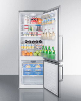FFBF285SSX Refrigerator Freezer Full