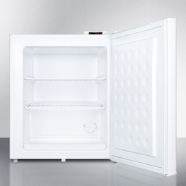 FS30LVAC Freezer Open
