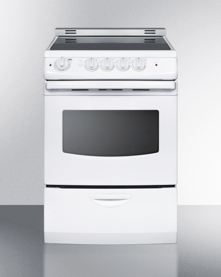 Inch Electric Range Glass Top