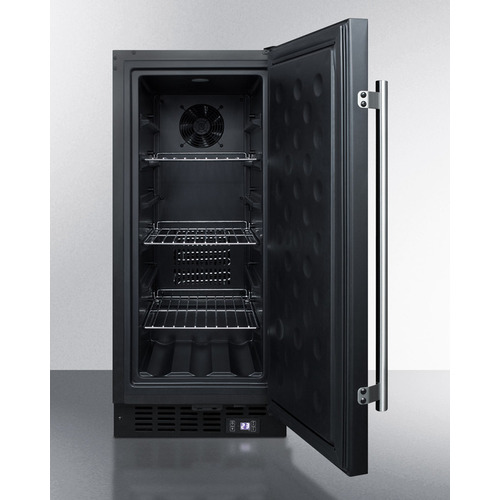 SCFF1533B Freezer Open