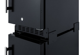 SCFF1533B Freezer Detail
