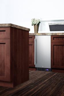 SCFF1533BSS Freezer Set