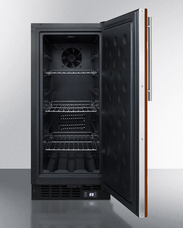 SCFF1533BIF Freezer Open