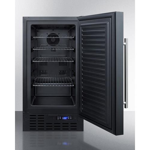 SCFF1842 Freezer Open
