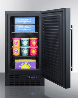SCFF1842 Freezer Full